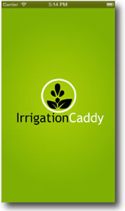 Irrigation Caddy